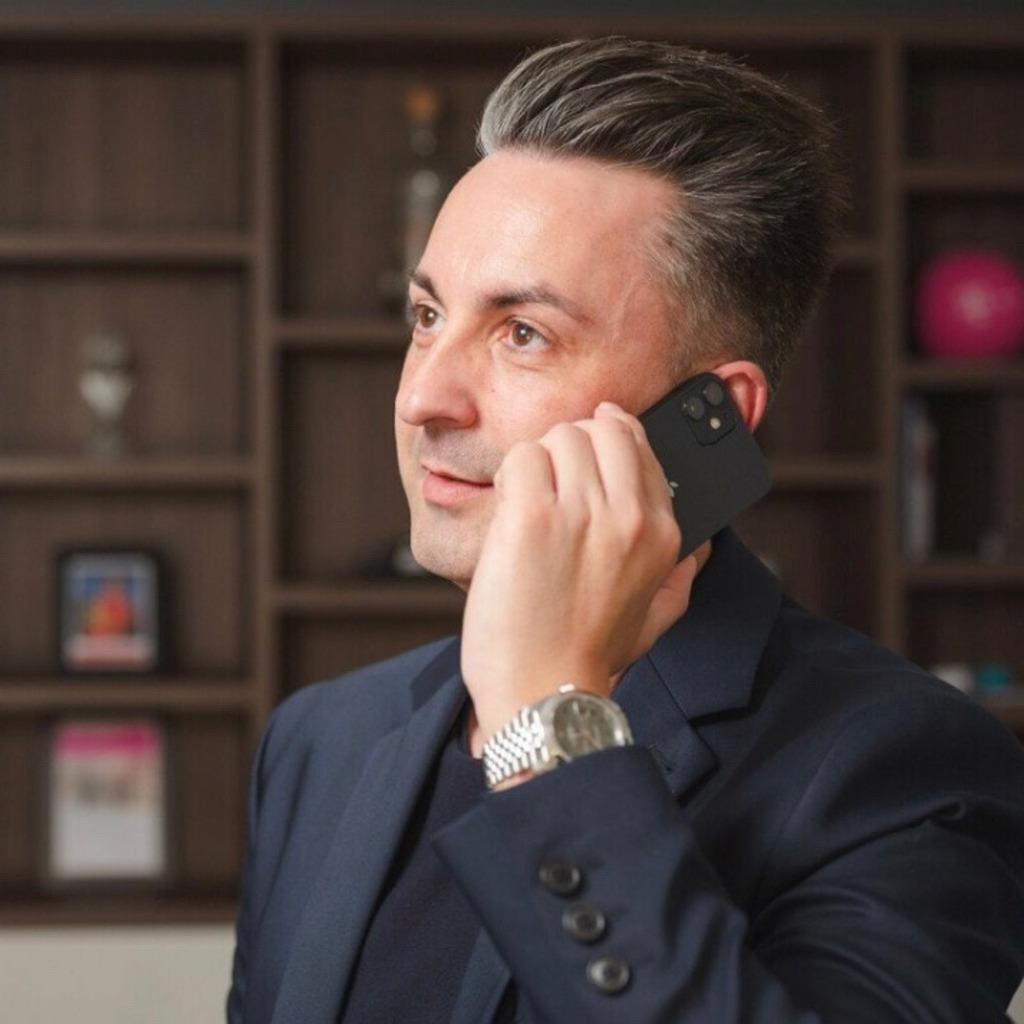 Matthias Taubner, Geschäftsführer der Taubner Network Solution GmbH in Worbis