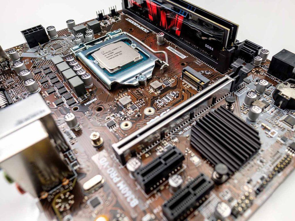 Computer-Reparaturservice der Taubner Network Solution GmbH in Worbis